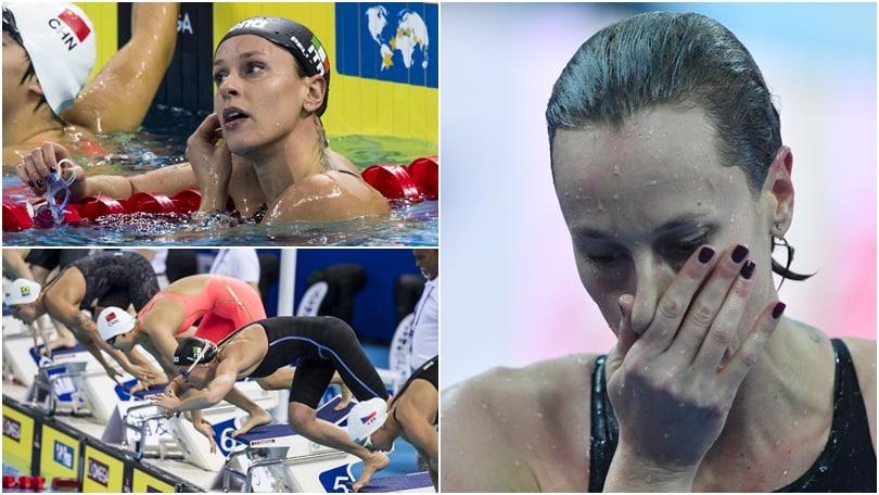 Nuoto mondiali in vasca corta argento ad orsi bronzo for Le migliori cabine per grandi orsi