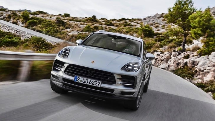 Porsche Macan S 2019: benvenuto V6 turbo, addio al Diesel