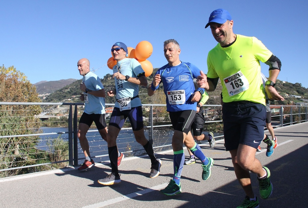 Sanremo Marathon: più di 200 volontari per un evento dedicato al territorio