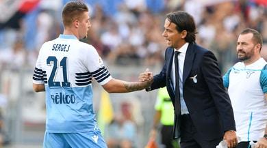 Inzaghi: «Critiche a Milinkovic? Risponda sul campo»