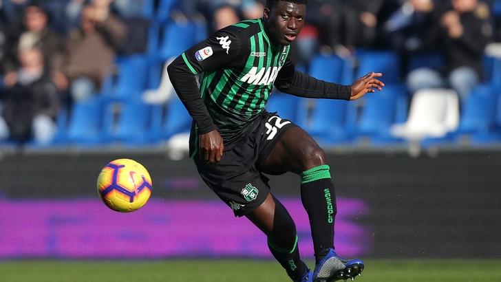 Serie A Sassuolo, Duncan: «Contro il Frosinone vogliamo vincere»