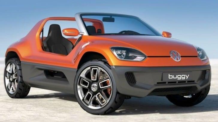Volkswagen ID Buggy, prove generali di Maggiolino elettrico