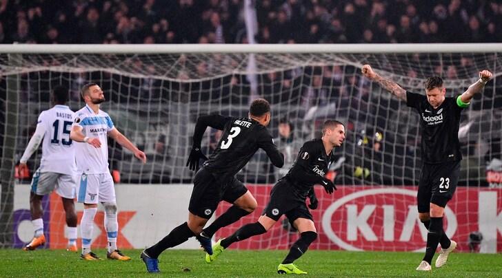 Lazio-Eintracht 1-2: sconfitta indolore per Simone Inzaghi