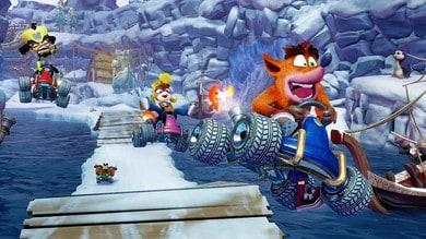 Crash Bandicoot è tornato con Team Racing