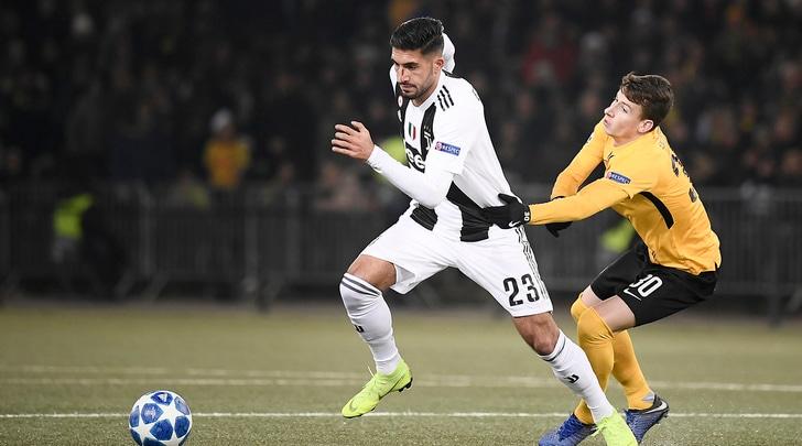 Juventus, la formazione per il derby: si candida Emre Can,guaio fasce per Allegri