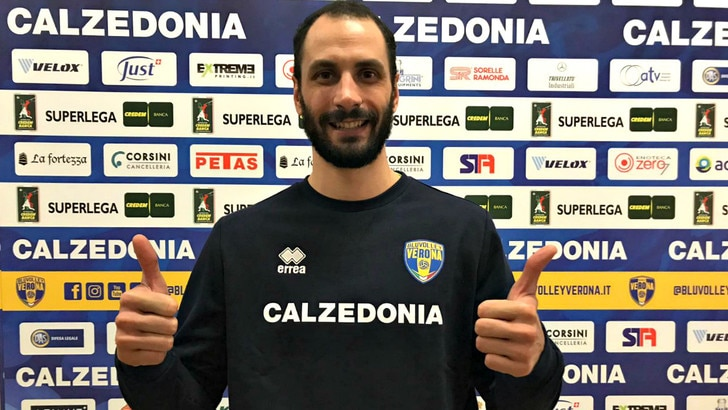 Volley: Superlega,  Matey Kaziyski torna in Italia, giocherà a Verona