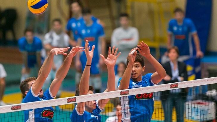 Volley: A2 Maschile, nel week end l'11a giornata, domani due anticipi nel Girone Bianco