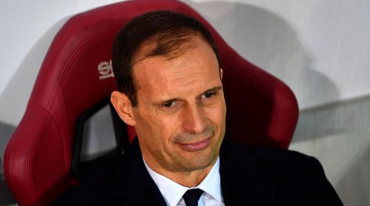 Juventus, Allegri: «Appena il Toro è calato abbiamo preso in mano la partita»