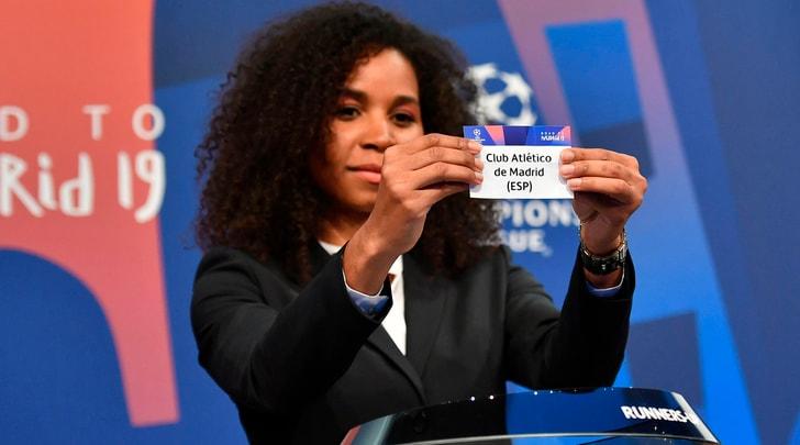 Diretta Champions, sorteggi: Atletico-Juventus e Roma-Porto