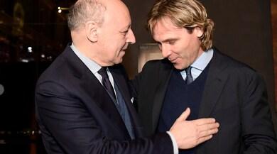 Juventus, Nedved: «Non volevo attaccare Marotta, mi ha fatto male vederlo all'Inter»