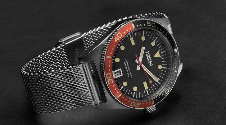 Fonderia Watches e Fonderia Lab: design, stile e moda tutta Italiana