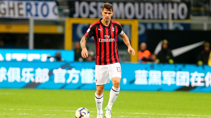 Milan, Romagnoli: «Bonucci e Chiellini mi hanno insegnato molto»
