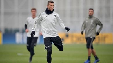 Juventus, partitella a ranghi misti con l'Under 23: doppietta di Bernardeschi