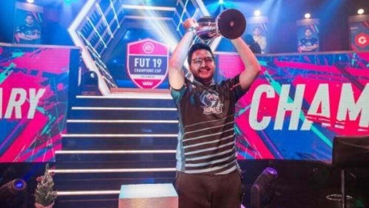 FIFA: MSDossary campione alla GFinity di Londra