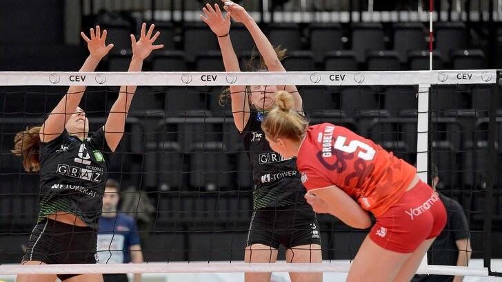 Volley: Cev Cup, Busto vince a Graz ed ipoteca i quarti