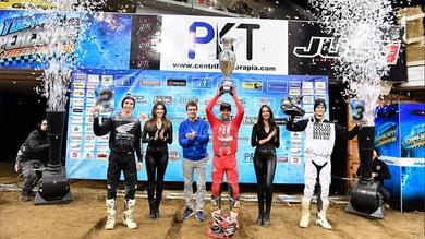 Supercross: è Justin Brayton il King di Torino