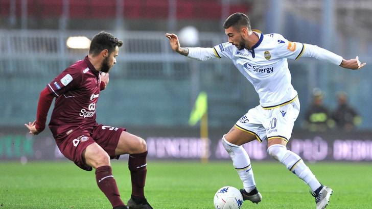 Serie B, Livorno-Verona 0-0: in Toscana termina a reti inviolate. Cremonese-Carpi: 1-2
