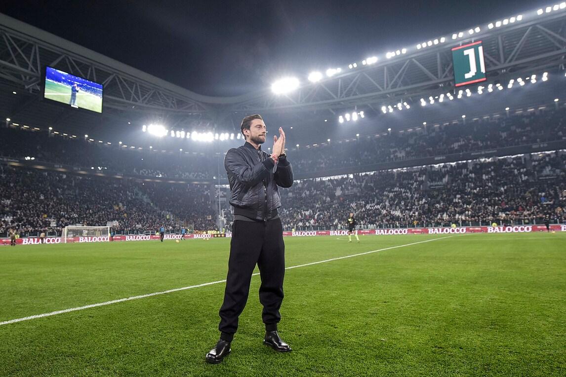Marchisio allo Stadium: emozioni e applausi