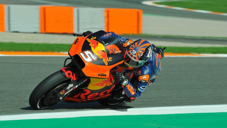 MotoGp KTM, Zarco: «Servirà tempo per adattarsi»