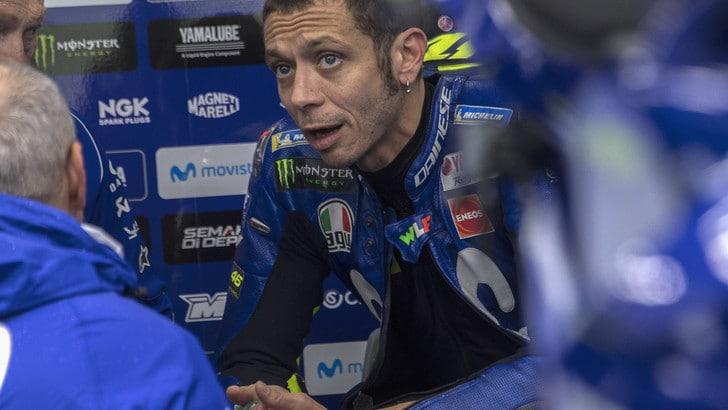 MotoGP Yamaha 2019, Rossi: «Ci aspettiamo molto per questa nuova stagione»