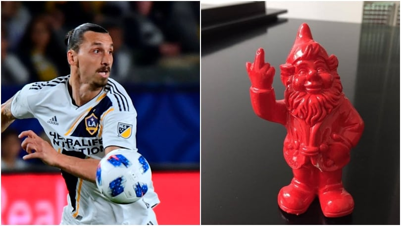 Ibrahimovic come il Grinch: il Natale di Zlatan è... maleducato