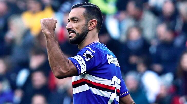 Serie A, in quota è duello Quagliarella-Batistuta