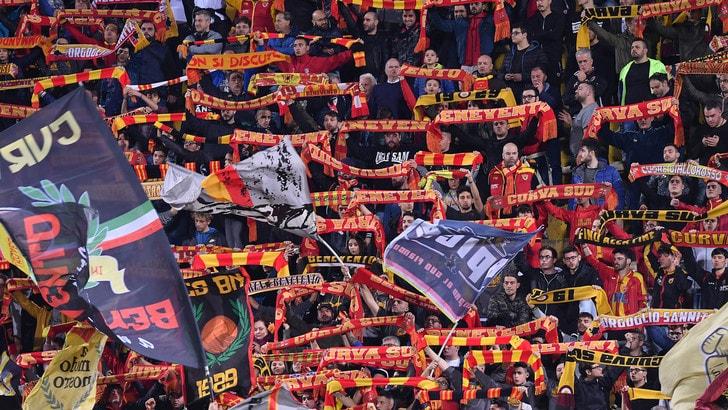 Serie B, Benevento-Brescia: sanniti avanti a 2,10
