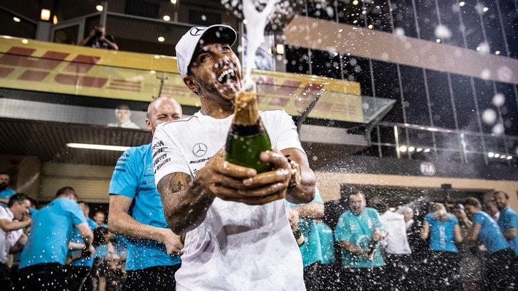 F1: Hamilton già campione nelle quote 2019