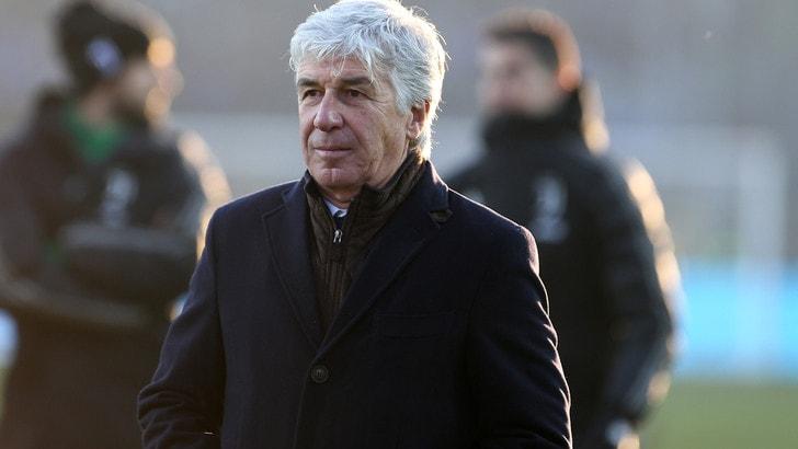 Serie A Atalanta, Gasperini: «Impressionante la continuità di Zapata»