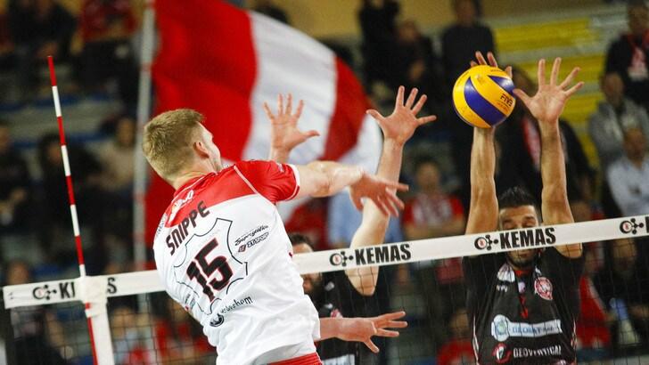 Volley: A2 Maschile, Girone Bianco, Santa Croce supera Lagonegro nell'anticipo