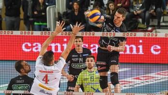 Volley: Superlega, Perugia soffre con Verona, Modena e Civitanova ok