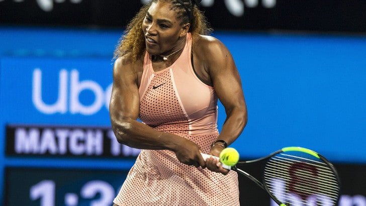 Australian Open, scommesse su Serena Williams