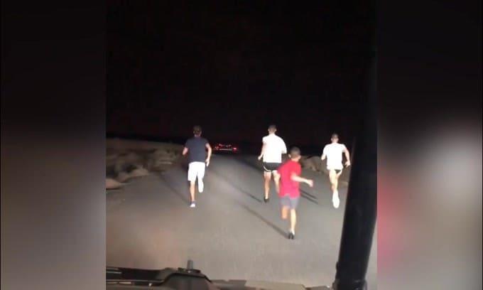 Juve, Cr7 si allena di notte nel deserto