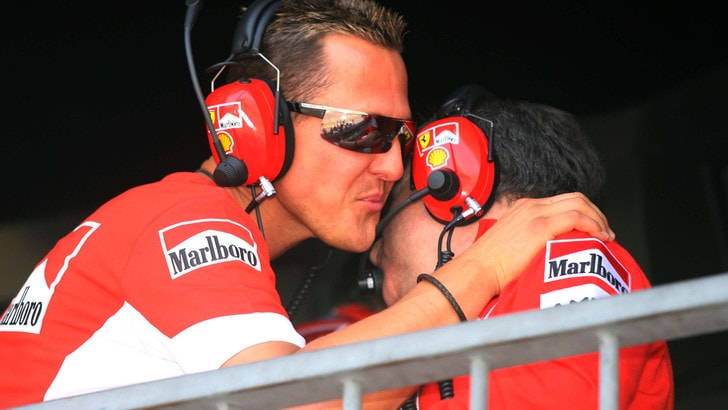 F1: auguri Schumacher. Ferrari e Mercedes salutano il campione