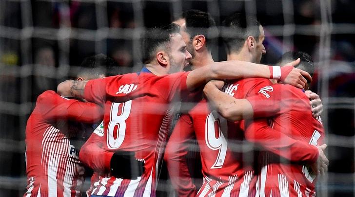 Liga, quote sul filo per  Siviglia-Atletico