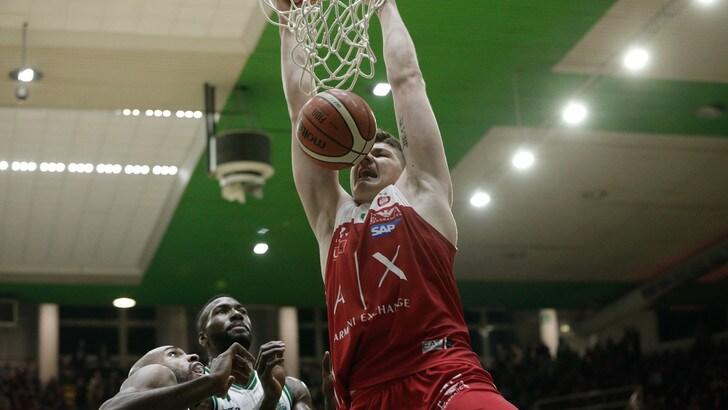 Basket, Eurolega: l'Olimpia rialza la testa con il Buducnost