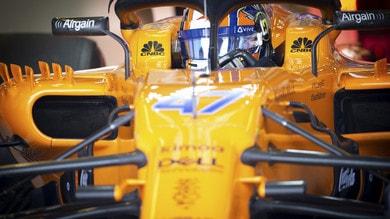 F1 McLaren, Brown: «Sempre a punti con Sainz e Norris»