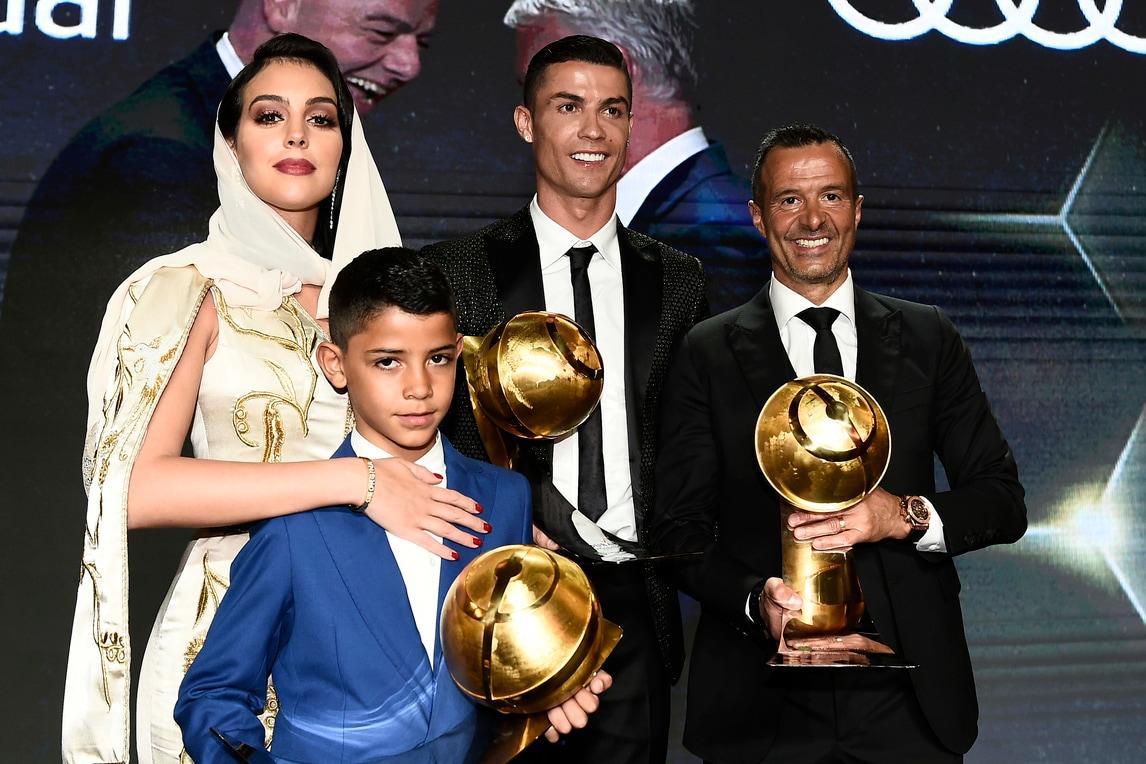 Globe Soccer Awards, i vincitori: tripletta di Cristiano Ronaldo!