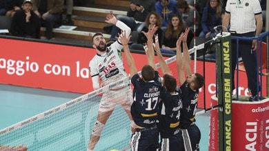 Volley: Superlega,  l'MVP di dicembre è Uros Kovacevic