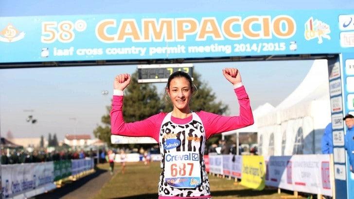 Nadia Battocletti, la donna italiana più attesa alla 62^ edizione del Campaccio cross country