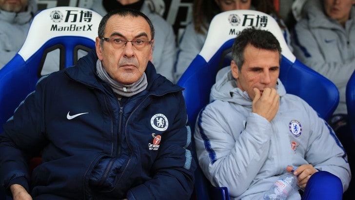FA Cup, Chelsea-Forest: Blues a bassa quota