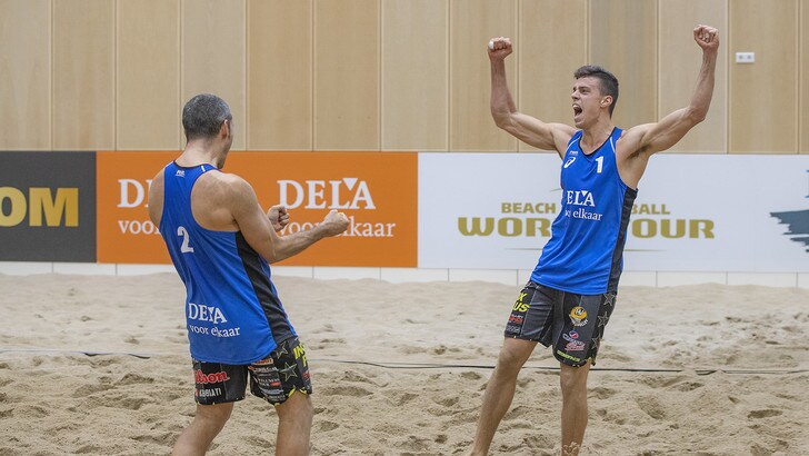Beach Volley: a L'Aia successi per Andreatta-Abbiati e Ranghieri-Caminati