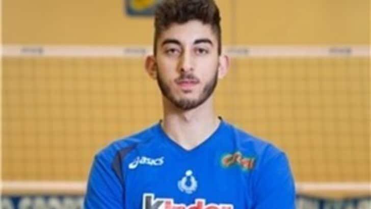 Volley: A2 Maschile, Tiziano Mazzone rinforzo di lusso per Cuneo