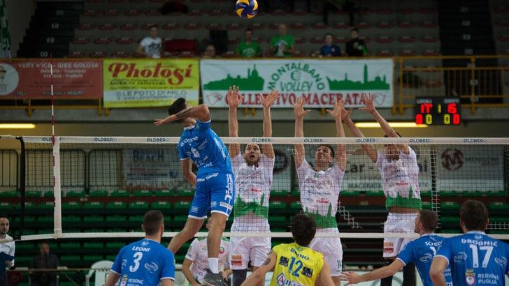 Volley: A2 Maschile, Girone Bianco, Brescia: è crisi, sale Spoleto