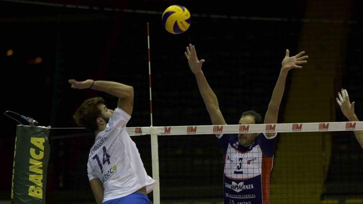 Volley: A2 Maschile, Girone Blu, nella terza di ritorno sei partite chiuse al tie break