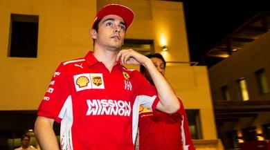 F1, Andretti: «Ferrari, non era ancora tempo per Leclerc»