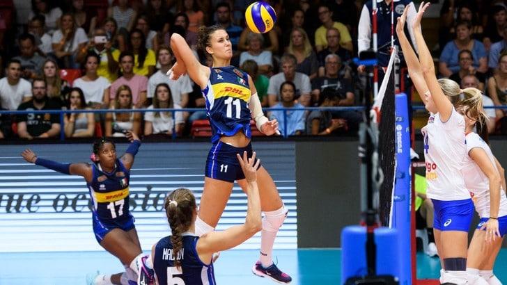 Volley: il 16 e il 23 gennaio le nazionali di Blengini e Mazzanti conosceranno le avversarie
