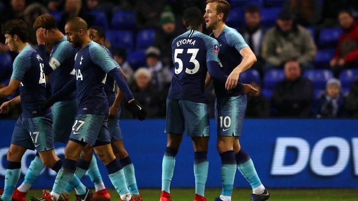 Inghilterra, Coppa di Lega: Tottenham-Chelsea, quote per gli Spurs