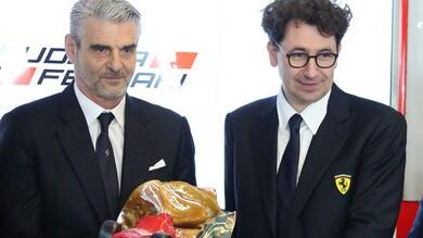 F1, Ferrari: «Arrivabene lascia, al suo posto Binotto»