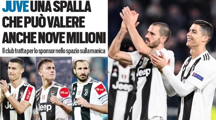 Juventus, una spalla che può valere anche nove milioni